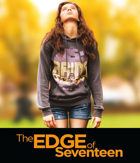 The Edge Of Seventeen (HD) ITunes Redeem (Ports To MA)
