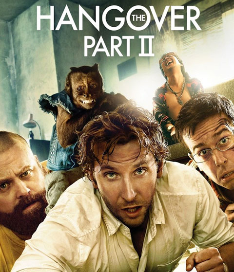 The Hangover Part II (HD) Movies Anywhere Redeem