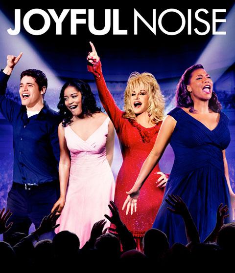 Joyful Noise (HD) Movies Anywhere Redeem