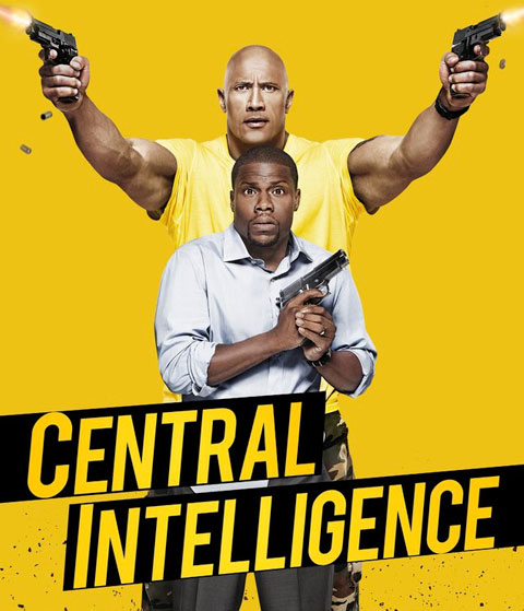 Central Intelligence (HD) Vudu / Movies Anywhere Redeem