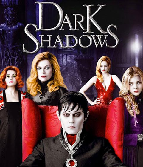 Dark Shadows (HD) Movies Anywhere Redeem