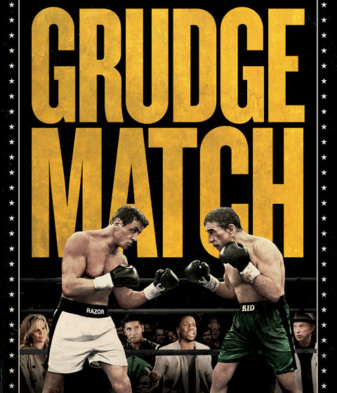 Grudge Match (HD) Movies Anywhere Redeem
