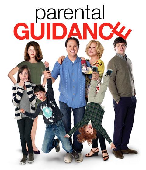 Parental Guidance (HD) Vudu / Movies Anywhere Redeem