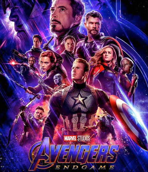 Avengers: Endgame (HD) Google Play Redeem (Ports To MA)