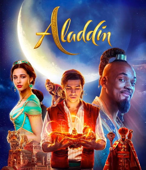 Aladdin – 2019 (HD) Google Play Redeem (Ports To MA)