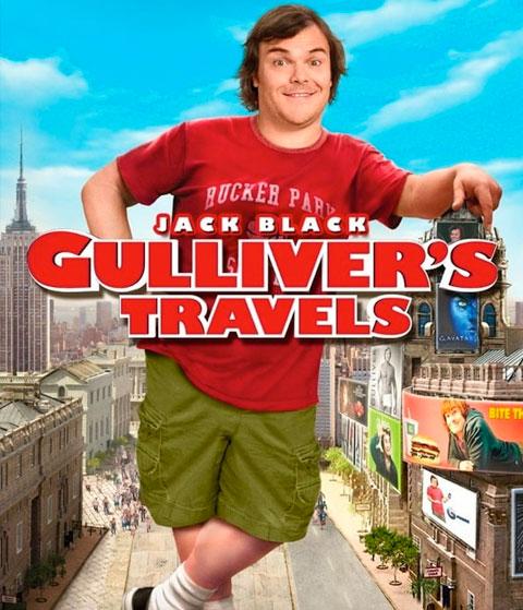 Gulliver's Travels (HD) Vudu / Movies Anywhere Redeem