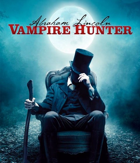 Abraham Lincoln: Vampire Hunter (HD) Vudu / Movies Anywhere Redeem