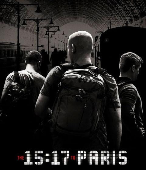 The 15:17 To Paris (HD) Vudu / Movies Anywhere Redeem