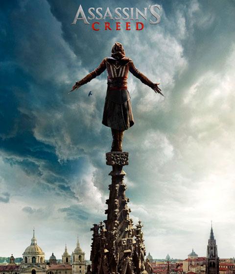 Assassin's Creed (HD) Vudu / Movies Anywhere Redeem