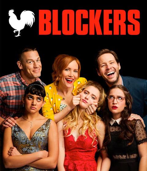 Blockers (HD) Vudu / Movies Anywhere Redeem