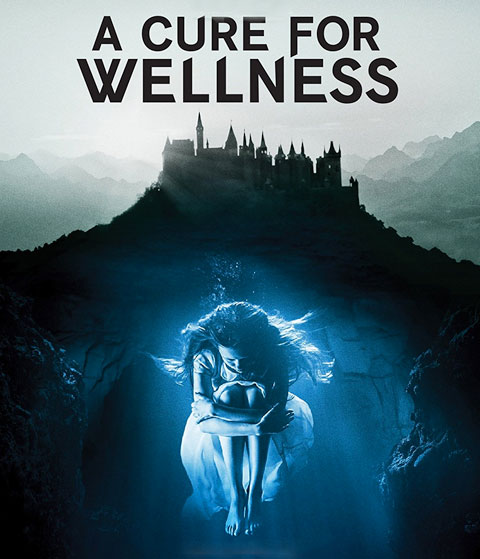 A Cure For Wellness (HD) Vudu / Movies Anywhere Redeem