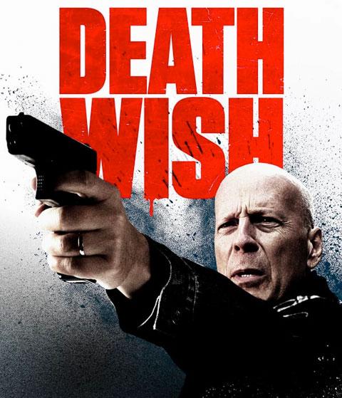 Death Wish – 2018 (HDX) Vudu Redeem
