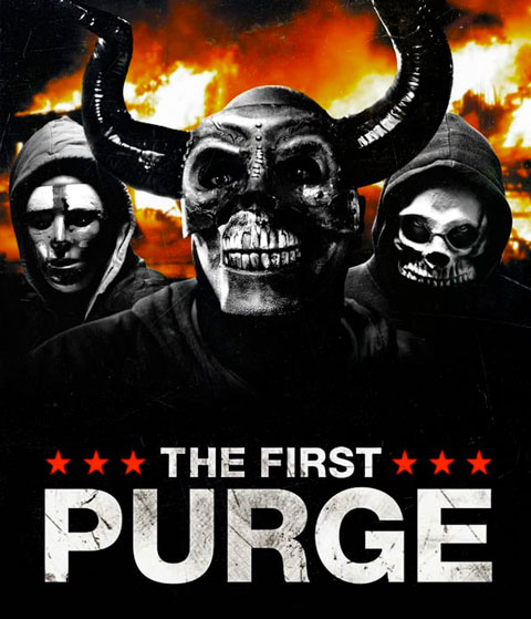 The First Purge (HD) Vudu / Movies Anywhere Redeem