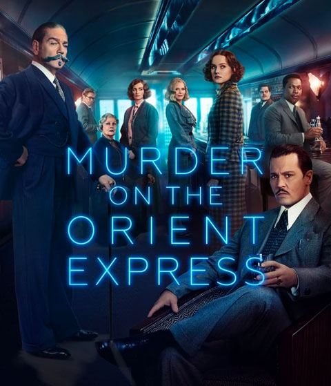 Murder On The Orient Express (HD) Vudu / Movies Anywhere Redeem