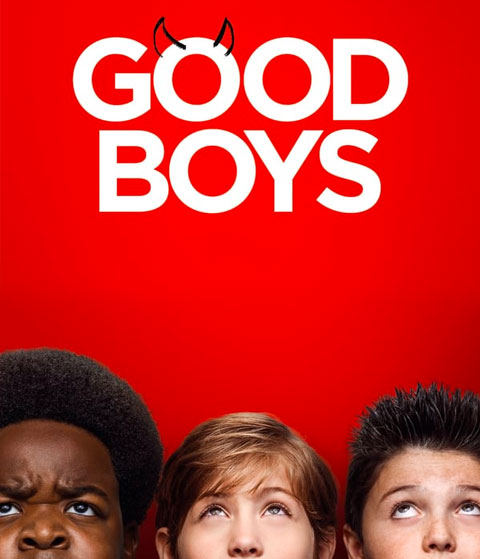 Good Boys (HD) Vudu / Movies Anywhere Redeem