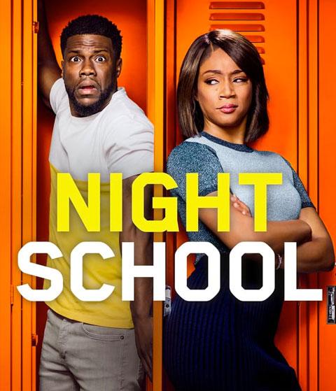 Night School (HD) Vudu / Movies Anywhere Redeem