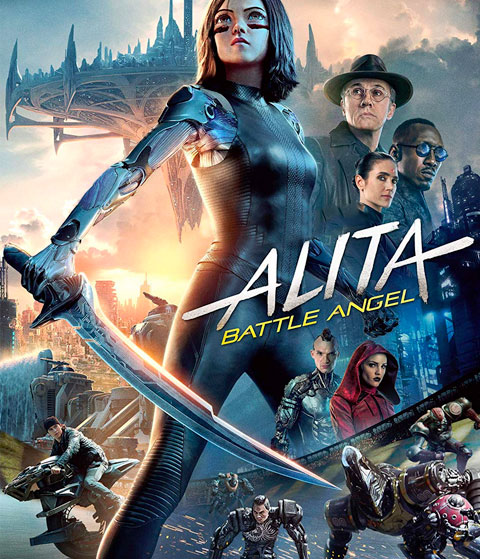 Alita: Battle Angel (HD) Vudu / Movies Anywhere Redeem