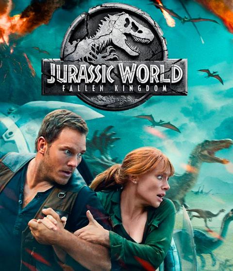 Jurassic World: Fallen Kingdom (HD) Vudu / Movies Anywhere Redeem