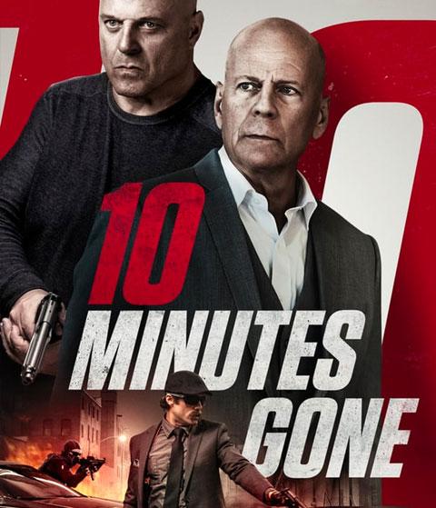 10 Minutes Gone (4K) Vudu Redeem