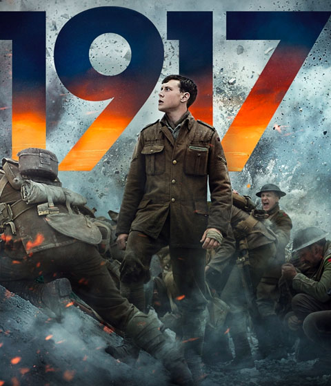 1917 (HD) Vudu / Movies Anywhere Redeem