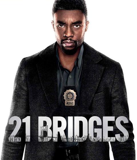 21 Bridges (4K) ITunes Redeem