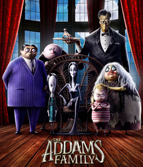 The Addams Family (4K) ITunes Redeem
