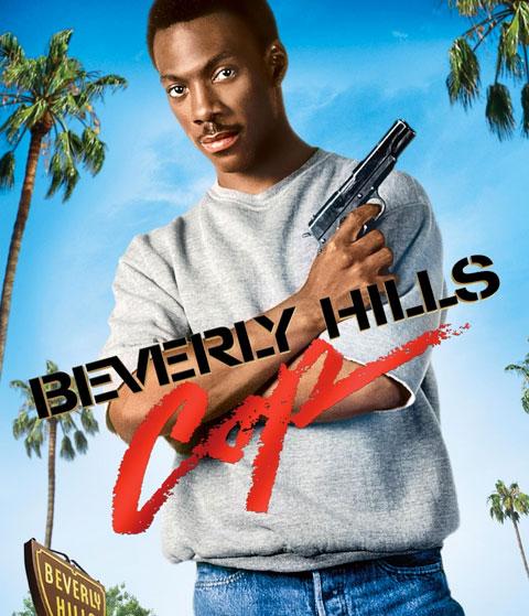Beverly Hills Cop (4K) Vudu Redeem