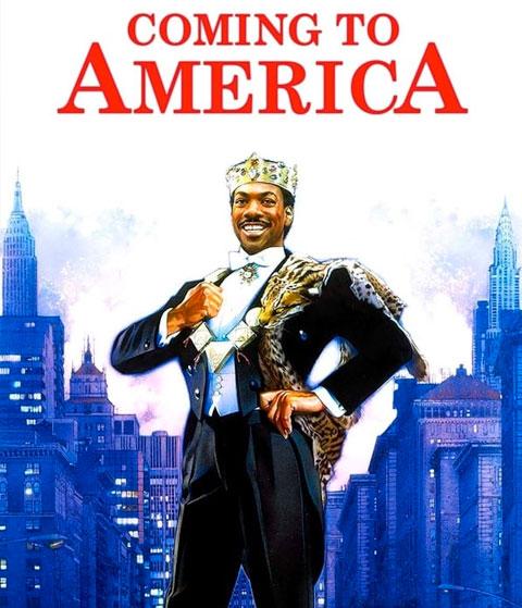 Coming To America (4K) Vudu Redeem