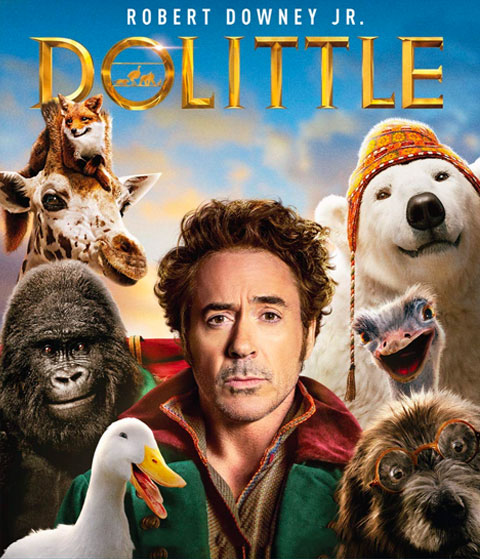 Dolittle (HD) Vudu / Movies Anywhere Redeem