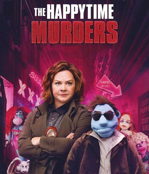 The Happytime Murders (4K) ITunes Redeem