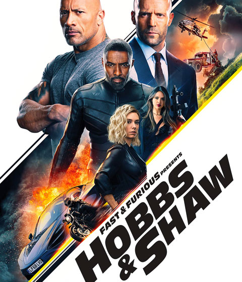 Fast & Furious Presents: Hobbs & Shaw (HD) Vudu / Movies Anywhere Redeem