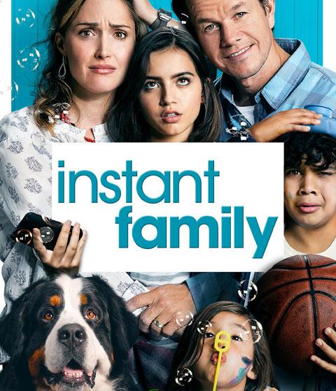 Instant Family (HDX) Vudu Redeem