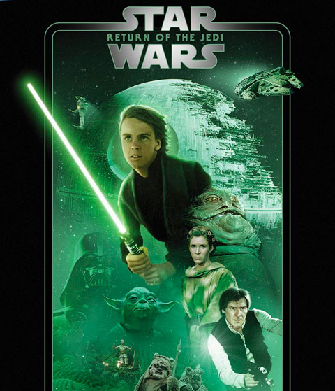 Star Wars: Return Of The Jedi (HD) Google Play Redeem (Ports To MA)