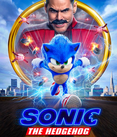 Sonic The Hedgehog (HDX) Vudu Redeem