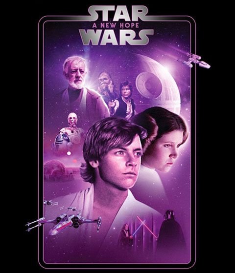 Star Wars: A New Hope (HD) Google Play Redeem (Ports To MA)