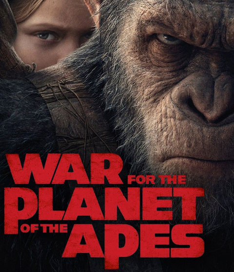 War For The Planet Of The Apes (HD) Vudu / Movies Anywhere Redeem