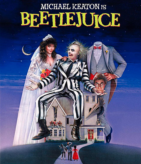 Beetlejuice (4K) Vudu / Movies Anywhere Redeem