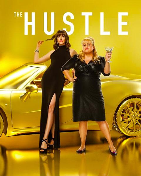 The Hustle (4K) ITunes Redeem