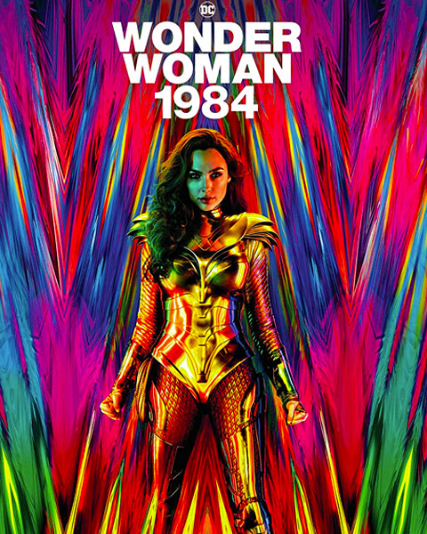 Wonder Woman 1984 (HD) Vudu / Movies Anywhere Redeem