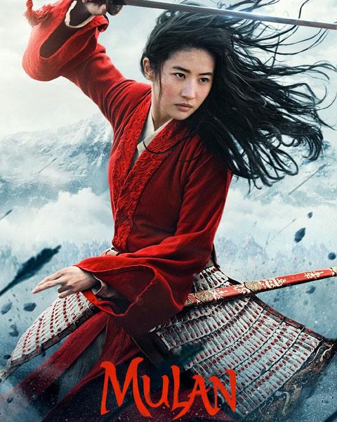 Mulan – 2020 (HD) Google Play Redeem (Ports To MA)